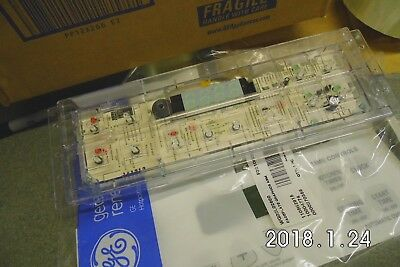 GE Range Gas Oven Control Board Part #WB27T10612