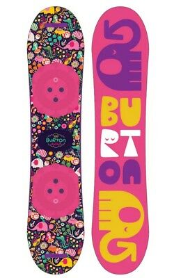 Burton Chicklet 2018 Snowboard Kids