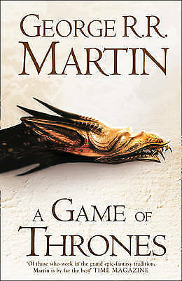 A Game of Thrones (Hardback reissue), George R. R. Martin