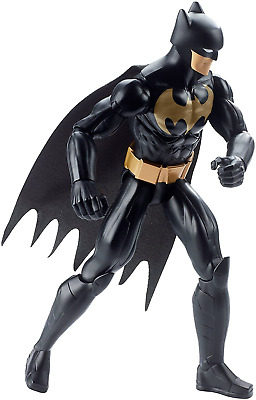 8290790 15 cm Neu Mattel DC Justice League Movie Basis Figur Batman