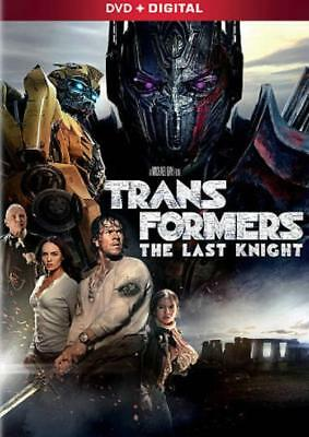 Transformers: The Last Knight Used - Very Good Dvd