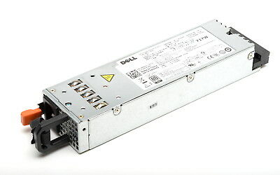 Dell Powered R610 G1 G2 Server Power Supply D717P-S0 0RN442