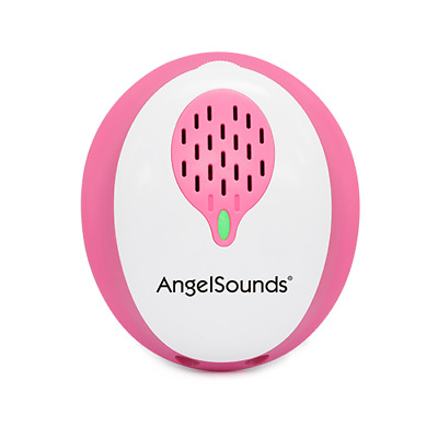 Angelsounds Fetal Doppler JPD-200S Heartbeat Baby Monitoring Pocket Womb Device