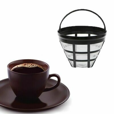 Replacement Coffee Filter Reusable Refillable Basket Cup Style Brewer NEWEST