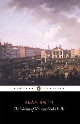 The Wealth of Nations, Smith, Adam