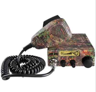COBRA 19 DX IV Compact CB Radio with RealTree Camo - BRAND NEW, SEALED