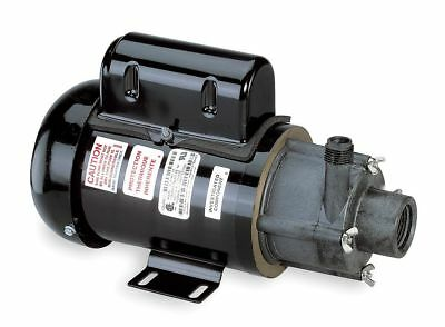 Little Giant 1/8 HP PPS 115/230V Magnetic Drive Pump, 29.3 ft. Max. Head -