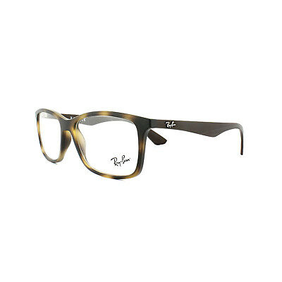 00dfea47bb Ray-Ban Glasses Frames 7047 5573 Matt Havana Mens 56mm