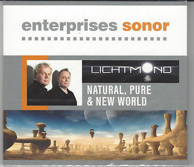 3 x LICHTMOND - Natural, Pure / Magic & Fantasy / Limited PROMO - Edition CDs !