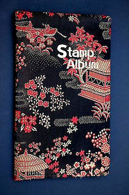 China Old Vintage Stamp Collection in Authentic China Album 42 MH & Used Stamps