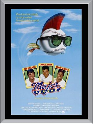 Major League A1 To A4 Size Poster Prints