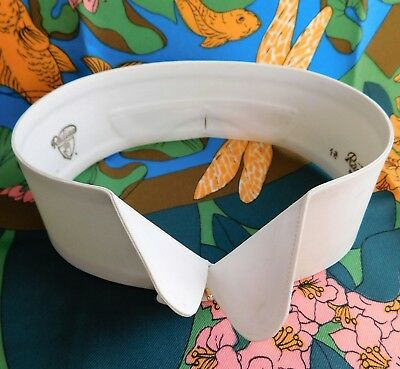 Vintage Radiac Royalty wing collar size 14 round tips Art Deco detachable UNUSED
