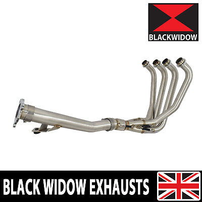 Suzuki GSF 1200S 1200 Bandit Exhaust Down Pipes Front Pipes + 3 Bolt Link Pipe