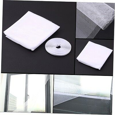 Anti-Insect Fly Bug Mosquito Door Window Curtain Net Mesh Screen Protector GON@