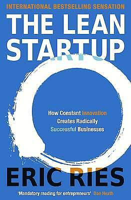 The Lean Startup, Ries, Eric