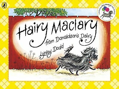 Hairy Maclary from Donaldson's Dairy, Lynley Dodd