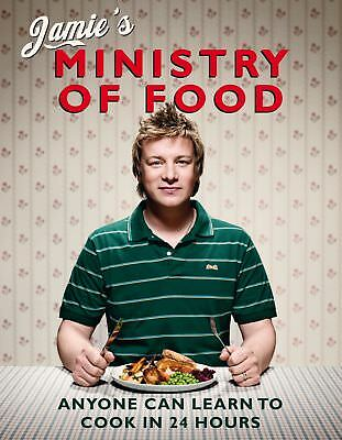 The Ministry of Food, Oliver, Jamie