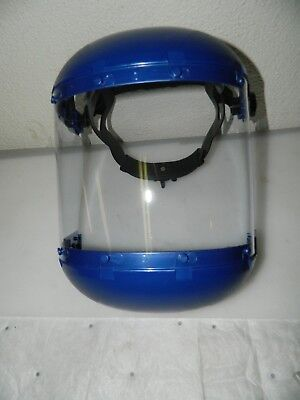 Sellstrom Faceshield Assembly Clear Acetate S38140