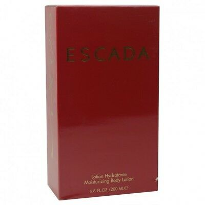 Escada Classic Margaretha Ley 200 ml Body Lotion old vintage Version