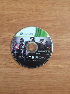 Saints Row: The Third for Xbox 360 *Disc Only*