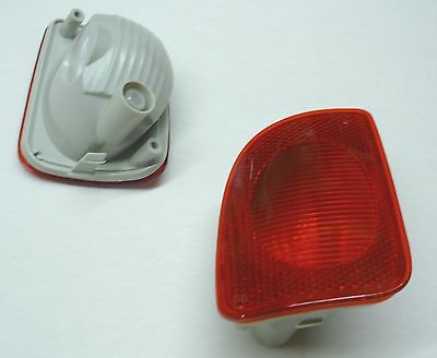 RENAULT KANGOO MK3 rear fog light lamp & reflector / Right - 3712
