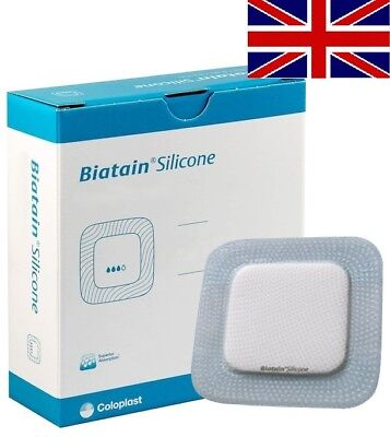 Biatain Silicone Dressings | All Sizes & Choose Quantity | TRUSTED UK SUPPLIER