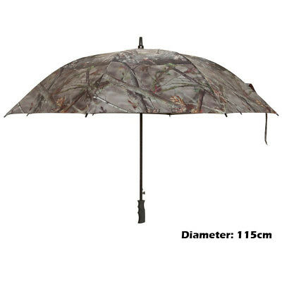 SOLOGNAC Portable Outdoor Umbrella Hunting Camping Military Camouflage Sun Shade