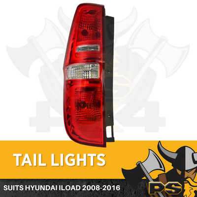 Hyundai Iload Imax Tail Light Left Hand Side 2008-2016 Rear Tail Lamps