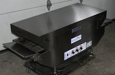BELLECO Conveyor PIZZA OVEN Sub Sandwich Toaster JPO-14 Deck Baking
