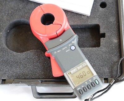 AEMC 3731 Ground Resistance Tester w/ Accs. - Used