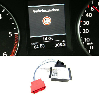 CODING INTERFACE FOR Activation Traffic Sign Recognition FTE VW GOLF VII 7