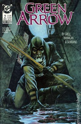Green Arrow (1st Series) #2 1988 FN Stock Image