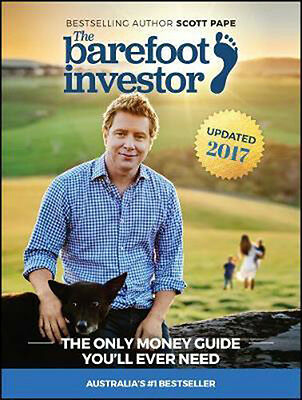 [DIGITAL] The Barefoot Investor by Scott Pape (FAST DELIVERY)