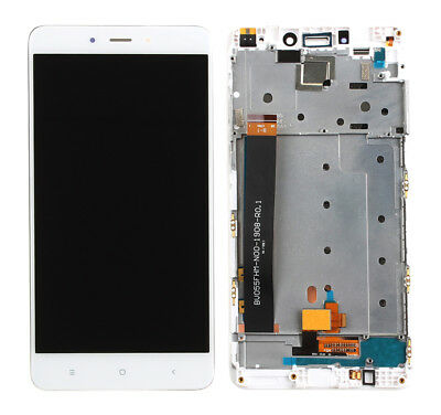 For Xiaomi Redmi Note 4 5.5'' LCD Display touch screen Digitizer Part with Frame