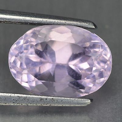 3.61 Cts Dazzling High Quality Aaa Pink Color Natural Kunzite Gemstones