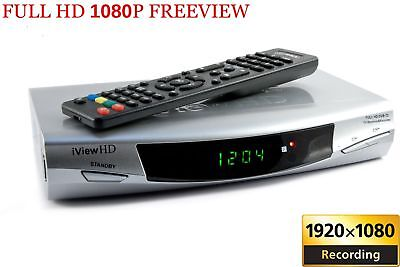 FULL HD 1080P Freeview TV Receiver Media Player Tuner Set Top Box HD Recorder