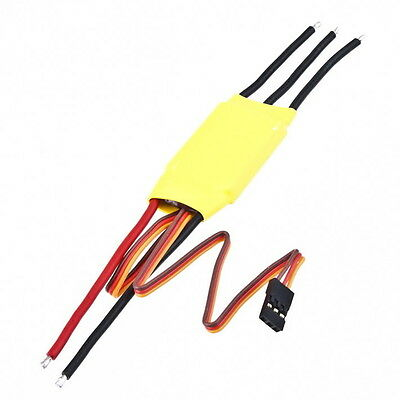 20A 20 A Brushless Motor Speed Controller RC BEC ESC For helicopter OK
