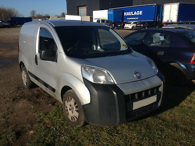 Fiat Fiorino 16V Multijet Panel Van 07-2016 1.3 Hub With Abs (front Driver Side)