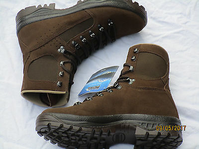 MEINDL BOOTS DESERT COMBAT High Liability Male, MTP, Boots, Size 8W (42)