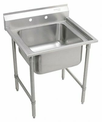 ELKAY RNSF81182 Scullery Sink Without Faucet 27 in L