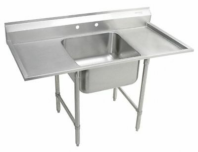ELKAY RNSF8124LR2 Scullery Sink Without Faucet 63 in L