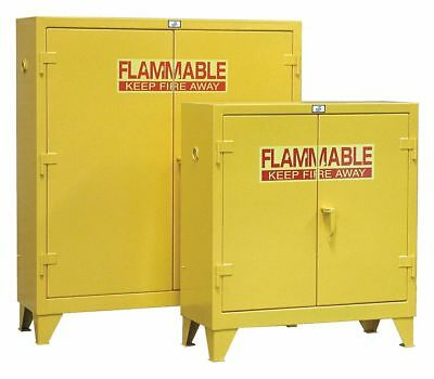 STRONG HOLD 305PSC Flammable Liquid Storage Cabinet 30 gal