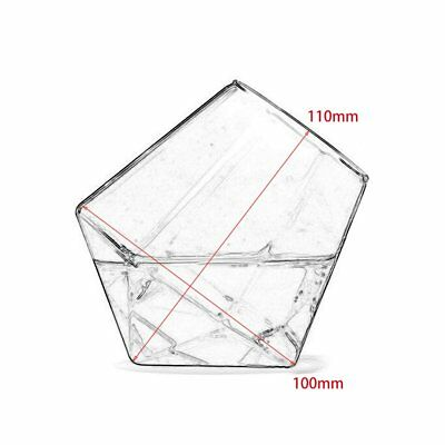 Unique Wine Glasses Cup Whiskey Drinking Wine Cup for Bar Party Glassware I5J