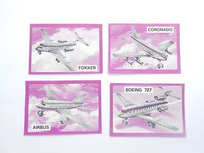 Vecchio,lot Bpz Kinder/ancien Montable Set  Violet, Passagierflugzeuge Corplast