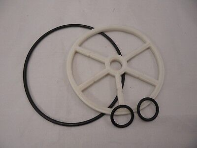 "Emaux Mpv Multi Port Valve Mpv07 1.5 Inch 1 1/2"" Gasket Set Genuine Parts"