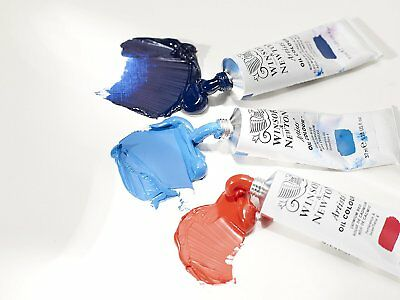 Winsor & Newton Artists' Oil Colours - Series 1 - 37ml 200 ml Tubes - Full Range