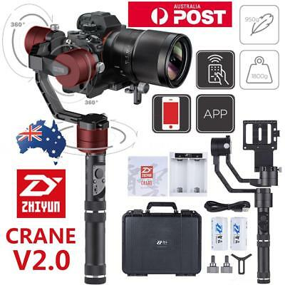 ZHIYUN Crane V2 3-Axis Handheld Stabilizer Gimbal for Canon Nikon DSLR Camera