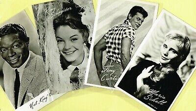 TAKKEN - 1950s Film Star Postcards issued in Holland #AX3014 to #AX3126