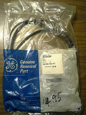 General Electric WE12X36P GE Dryer Drum Belt  K-3