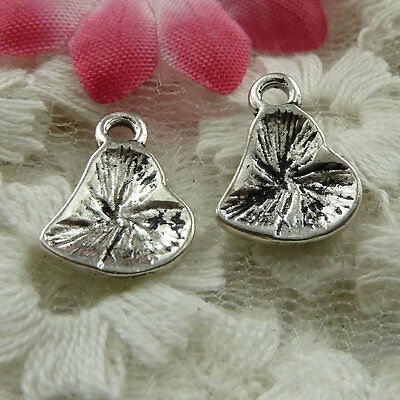Wholesale free ship 70pcs tibet silver heart key charms 28x8mm